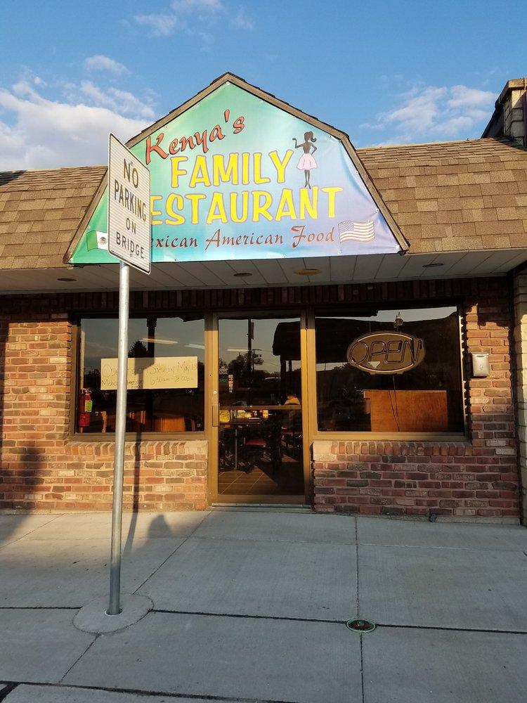 Kenya's Family Restaurant: 27 S Main St, Clintonville, WI
