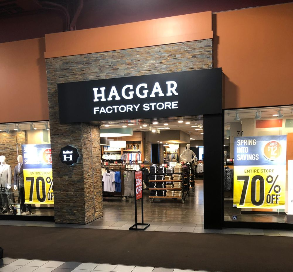 Haggar Outlet Store