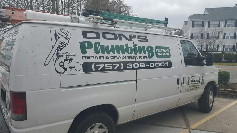 Don's Plumbing Repair Services