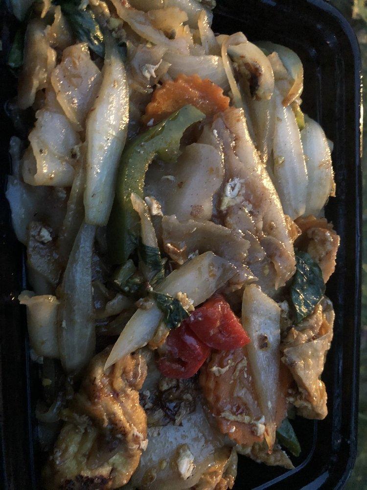 Food from Bangkok Boulevard