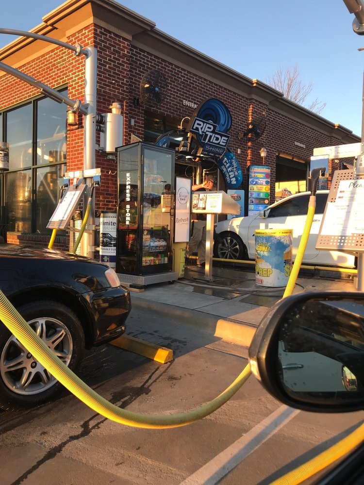 Clean Ride Express: 346 George W Liles Pkwy, Concord, NC
