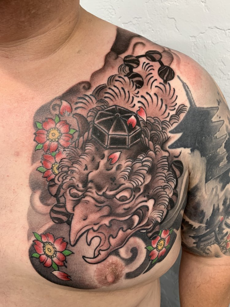 Funhouse Tattoo