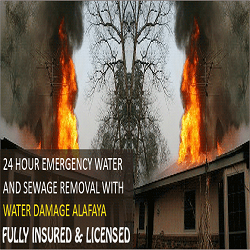 water damage restoration orlando