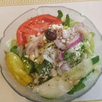 Grecian Garden Cafe Menu
