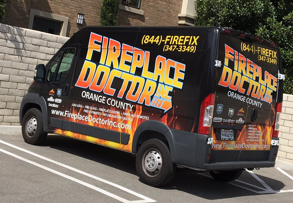 Fireplace Doctor Inc
