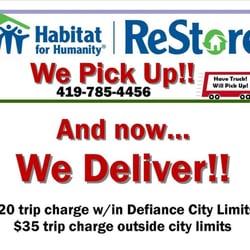 Restore defiance ohio