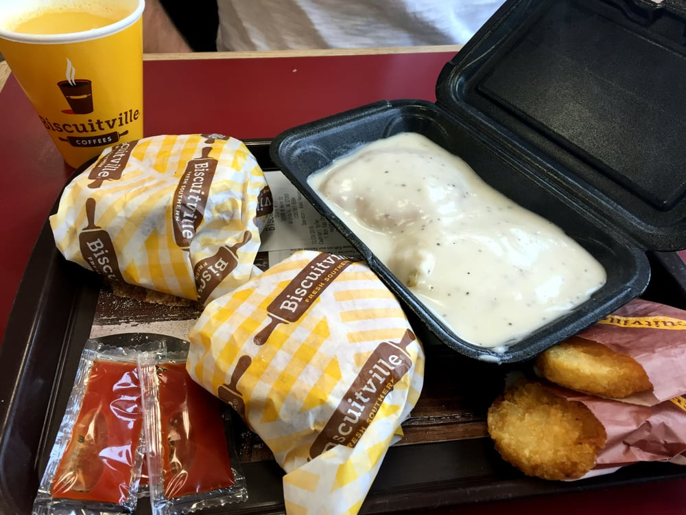 Biscuitville: 10106 N Main St, Archdale, NC
