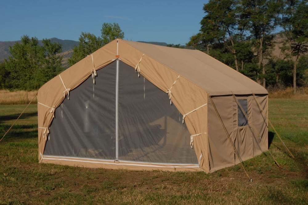 Photo of Denver Tent Company - Denver CO United States. Colorado Wall Tent & Colorado Wall Tent - WeatherMAX - Yelp