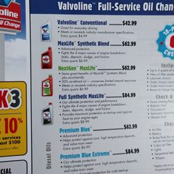 Valvoline Instant Oil Change 26 Reviews Oil Change Stations 50