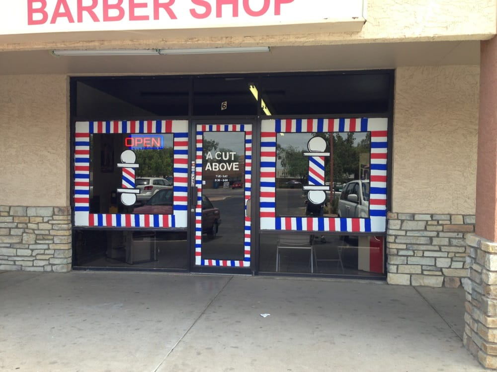 Cut Above Barber Shop - 32 Reviews - Barbers - 1835 E University ...