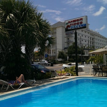 Photo Of Amber Tides Motel Clearwater Beach Fl United States Daytime View
