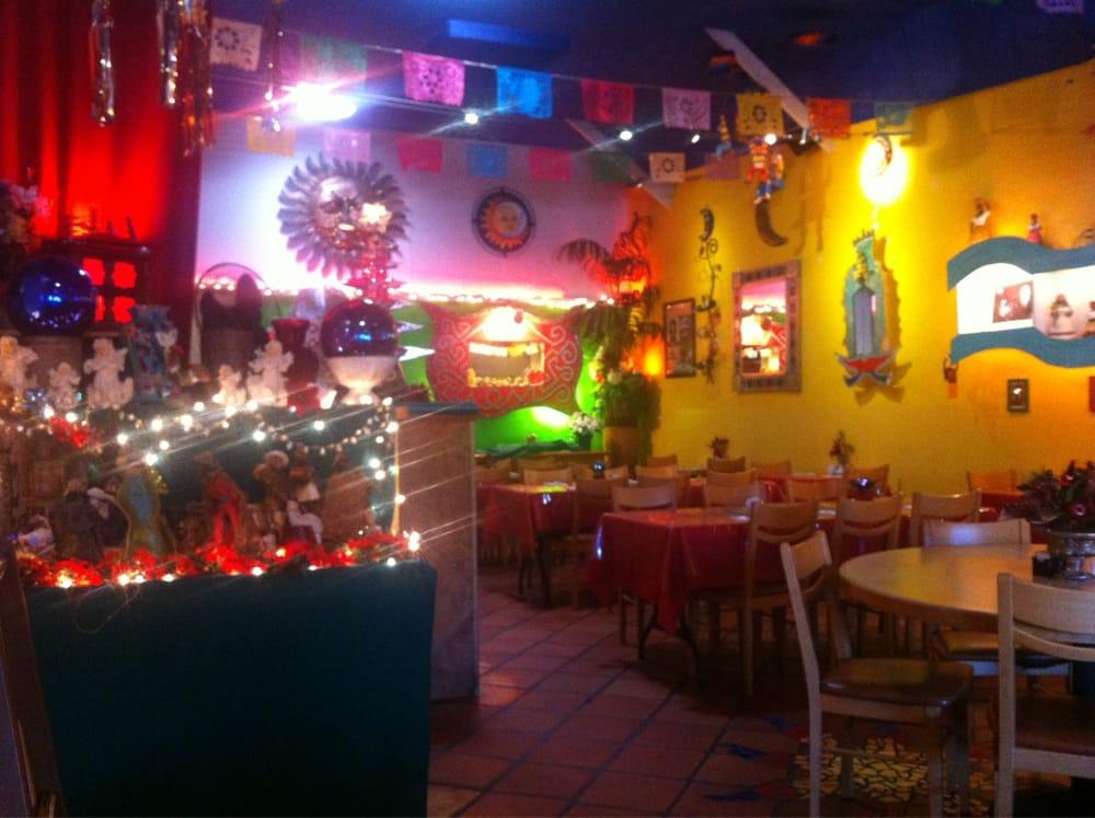 Back Room Of Del Pueblo Cafe Yelp