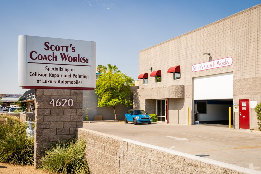 Scott's Coach Works, Inc.
