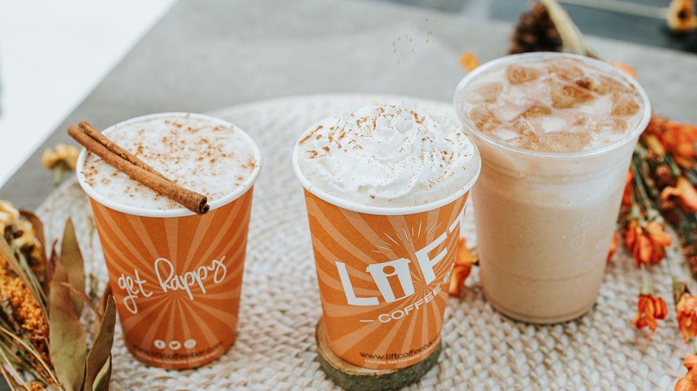 Lift Coffee Bar: 4800 Larimer Pkwy, Johnstown, CO