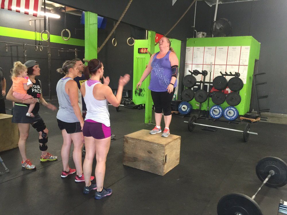 CrossFit Outer Limits