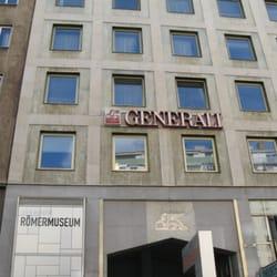 Generali Versicherung Versicherung Hoher Markt 3 Innere Stadt