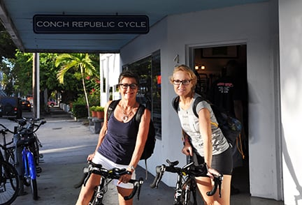Conch Republic Cycle: 404 Margaret St, Key West, FL