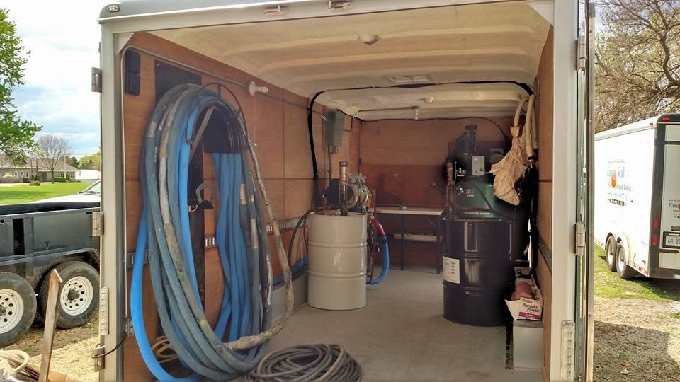 Energy Seal Foam Insulation: 29755 1250 East St, Walnut, IL
