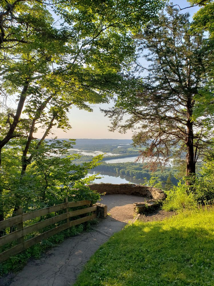 Wyalusing State Park: 13081 State Park Ln, Bagley, WI