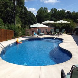 Photo Of Backyard Oasis Pools And Construction York Sc United States My