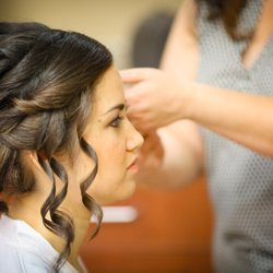 Photo Of Bridal Hairstylist Glenview Il United States