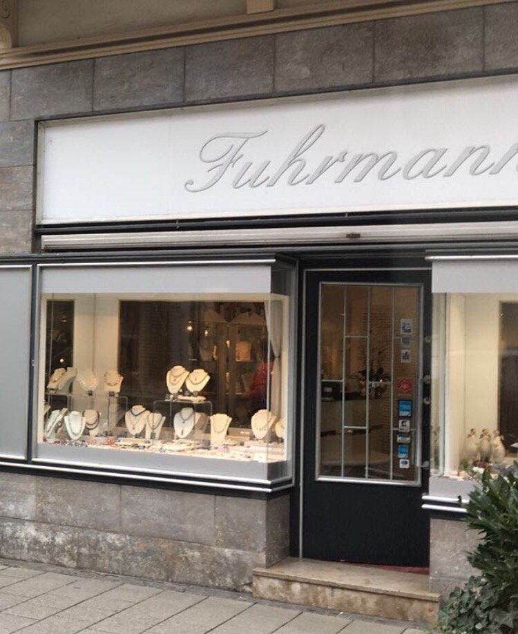 fuhrmann juwelier schmuck lichtentaler str 10 baden baden baden w rttemberg. Black Bedroom Furniture Sets. Home Design Ideas