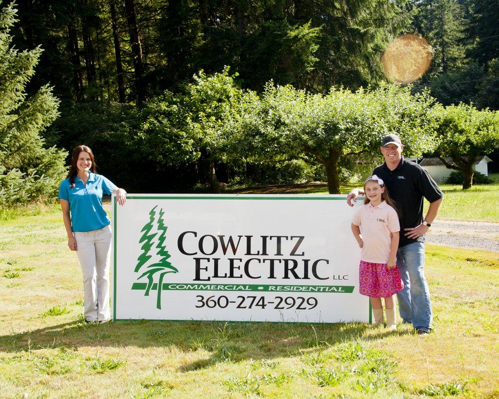 Cowlitz Electric: Castle Rock, WA