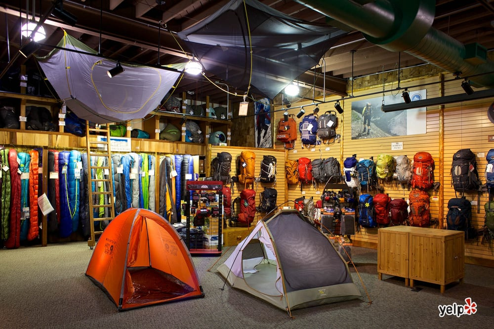 Adventure 16 Outdoor & Travel Outfitters