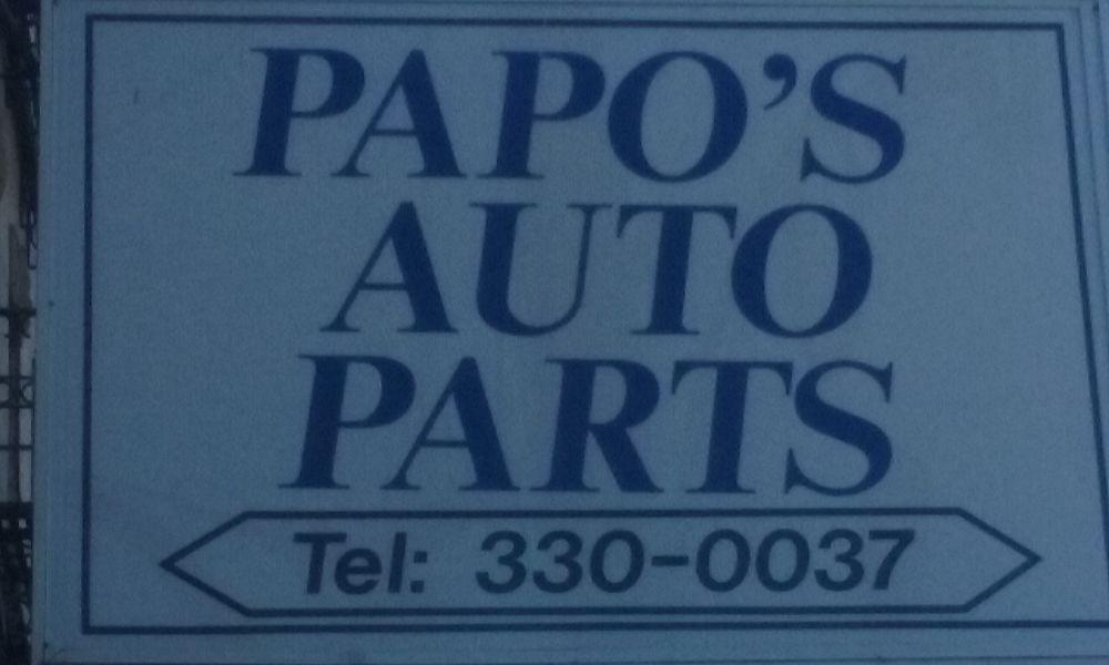 Papo's Auto Parts
