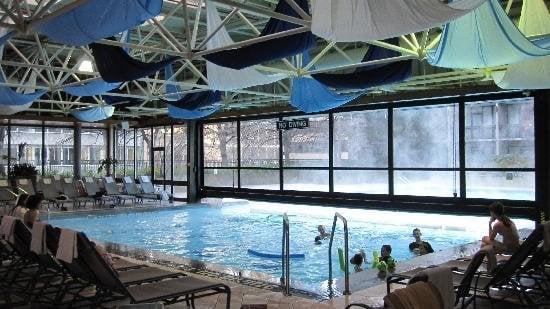 Toronto Hotels With Indoor Outdoor Pools