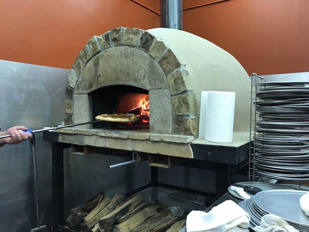 Center Fire Pizza: 103 S Main St, Smith Center, KS