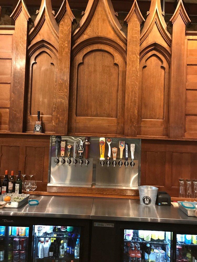 Stone Eagle Beer Garden: 124 N Austin St, Comanche, TX