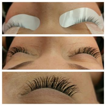 2ab32cd117d Photo of Lash Luscious - Sarasota, FL, United States. Holy before and after