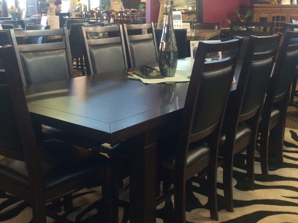 Urban Loft Dining Table Set Yelp Best Dining Room Furniture Denver