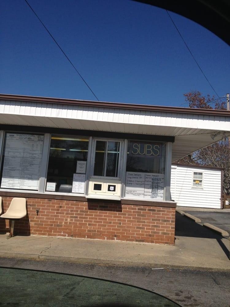 Marino's Pizza: 300 W Atlantic St, South Hill, VA