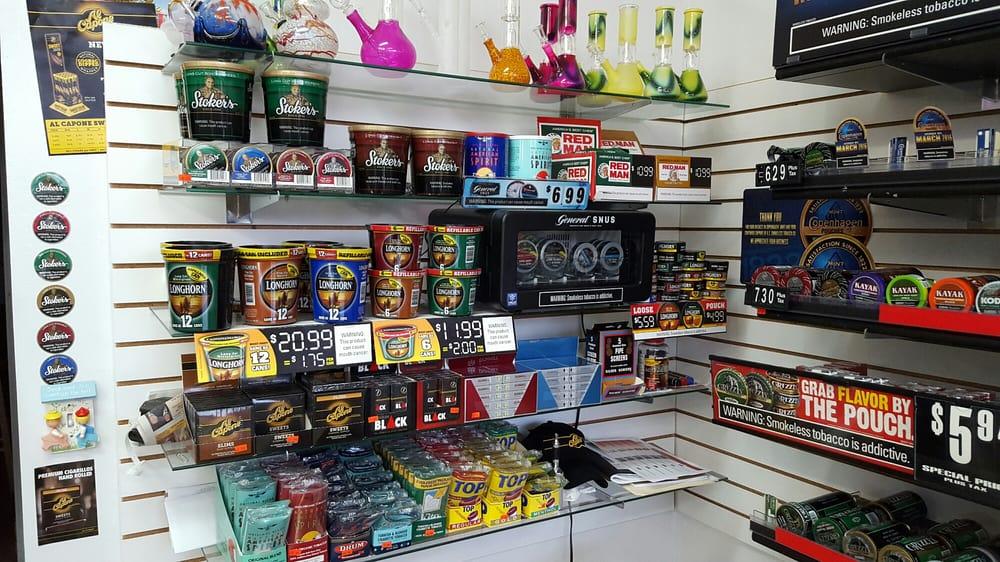 Lindstrom Tobacco: 12765 Lake Blvd, Lindstrom, MN