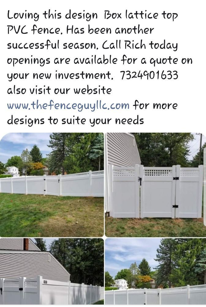 The Fence Guy: 26 Sidney Ave, Spotswood, NJ