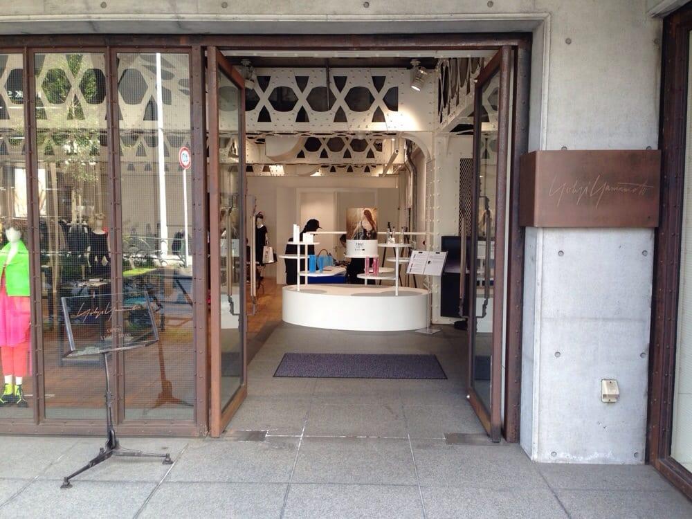 Yohji Yamamoto - Aoyama Main Store