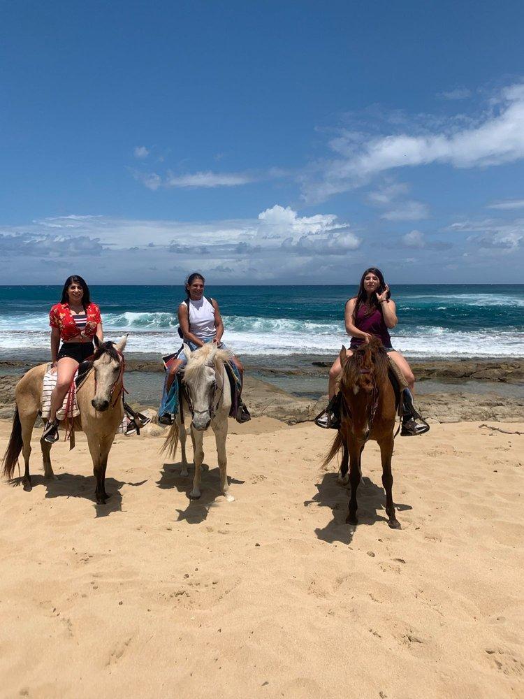 Tropical Trail Rides: 400 Bo Bajuras, Isabela, PR