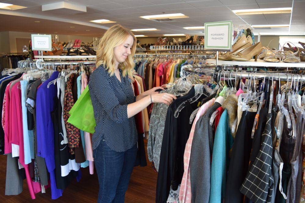Shop for Change - PRISM's Thrift Shop