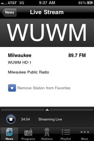 WUWM 89.7 FM