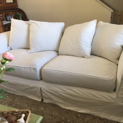Photo Of Burkeu0027s Upholstery   Salinas, CA, United States. All Seams Intact,