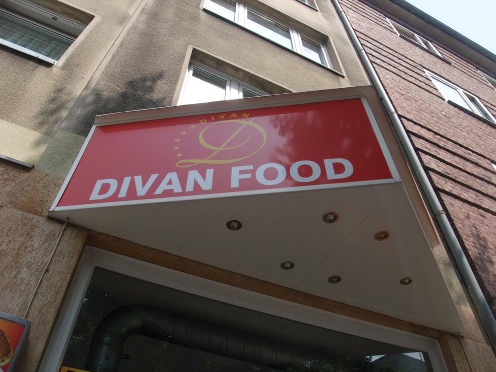 Divan d ner closed kebab ro str 89 golzheim for Divan kebab menu