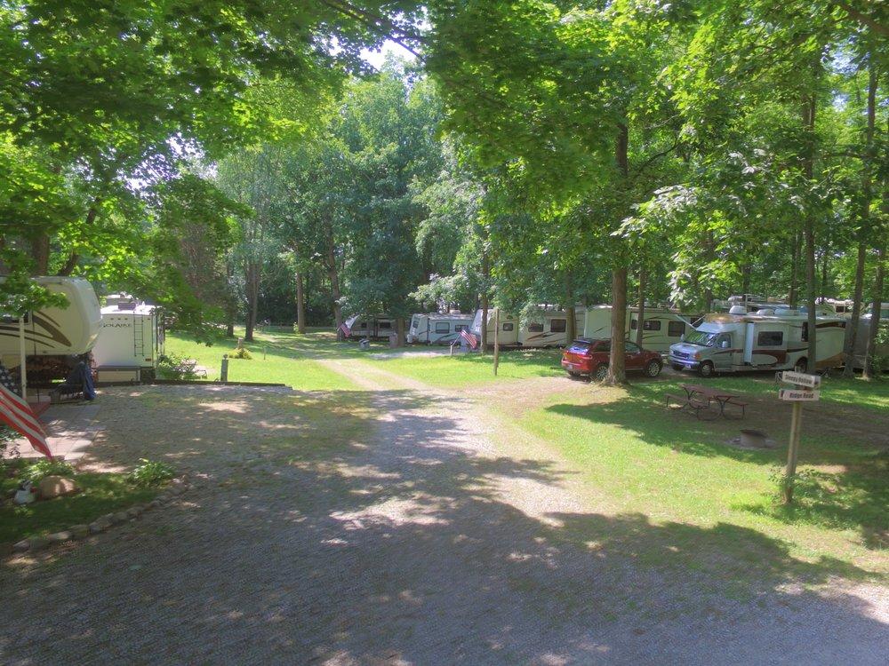 Deer Ridge Camping Resort: 3696 Smyrna Rd, Richmond, IN