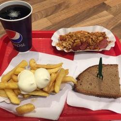 Currywurst In Der Nähe Von Best Worscht In Town Yelp