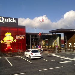 Photo Of Quick Hamburger Restaurant Troyes Aube France Le De Barberey