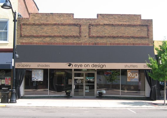 Eye On Design 309 E Main St Belleville Il Window Blinds Mapquest