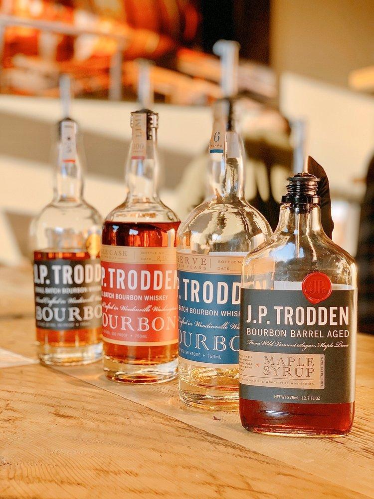 J.P. Trodden Distilling: 9206 200th St SE, Maltby, WA