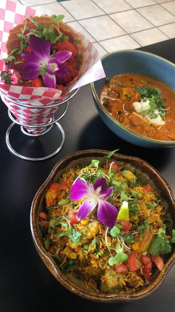 Namaste Indian Street Food: 4272 Washington Rd, Evans, GA