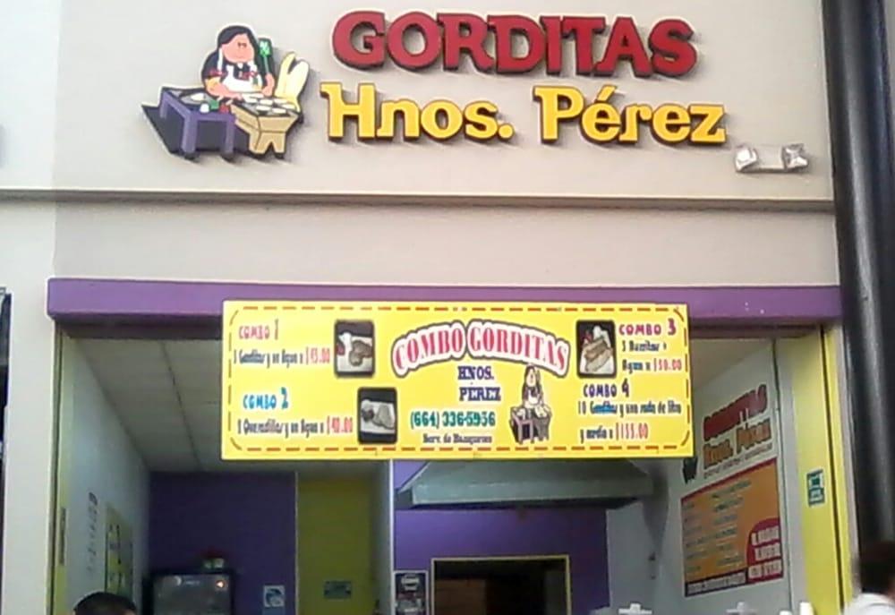 Gorditas hermanos p rez cocina mexicana centro - Centro comercial el ejido ...